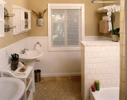 ideas for bathroom colors ideas u0026 tips lovely wainscoting ideas in soft color theme for