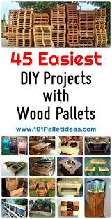 best 25 wooden pallet projects ideas on wooden pallet