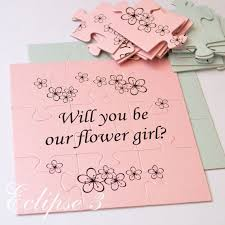 will you be my flower girl gift will you be our flower girl will you be my flower girl flower