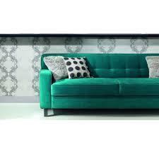Green Striped Wallpaper Living Room Etta Ornamental Scroll Stripe Wallpaper In Black And Gold Design