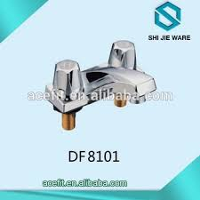 High Quality Bathroom Faucets by High Quality Plastic Bathroom Faucet 2 Hole Basin Mixer Taps Buy