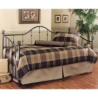 steel u0026 wood casual rustic daybed bismark rc willey furniture