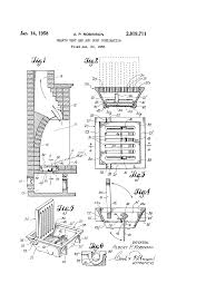 patent us2819711 hearth vent and ash dump combination google
