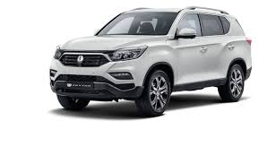 2018 ssangyong rexton all new suv revealed ahead of seoul motor show