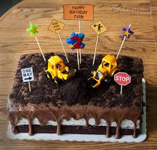 construction cake ideas chocolate oreo construction cake recipe barbara bakes