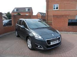 peugeot 2016 for sale used 2016 peugeot 5008 1 6 bluehdi 120 active 5dr for sale in