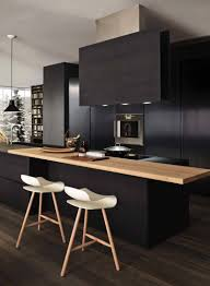 kitchen room category inspired black and white kitchen designs