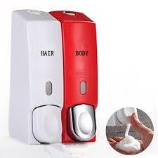 Foam Soap Dispenser Shower Gel Bottle Bathroom Hand Liquid Soap - Bathroom hand soap dispenser
