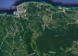 Jamaica Map Updated Travel Warning Issued For Montego Bay