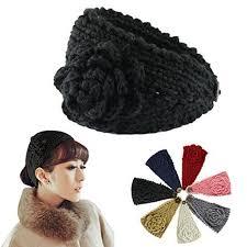 crochet ear warmer headband crochet ear warmer