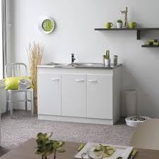meuble cuisine 120 cm meuble sous évier de cuisine 120 cm sousev n 2 achat vente