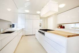 Luxurious Kitchens With White Cabinets Ultimate Guide - White kitchen cabinets with butcher block countertops