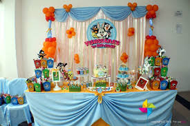 looney tunes baby shower backdrop cake dessert candy table baby looney tunes theme