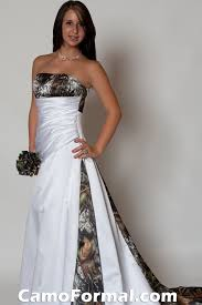 camouflage wedding dresses for cheap for u0027camo prom dresses