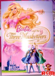 barbie musketeers movie doll diary www