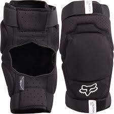 fox motocross body armour fox launch pro knee pads pair solid protection that u0027s