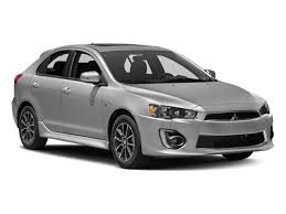 white mitsubishi lancer 2017 2017 mitsubishi lancer sportback price trims options specs