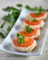 m fr canapes gouda and tomato tea sandwiches recipe