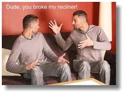 recliner repair guy common problems