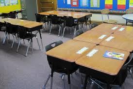 Classroom Desk Organization Ideas I Desk Pods Beth