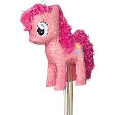 pinkie pie my pony pinata pull string 17 x 14 in 1ct