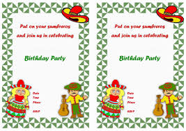 caillou birthday invitations fiesta mexican birthday invitations u2013 birthday printable