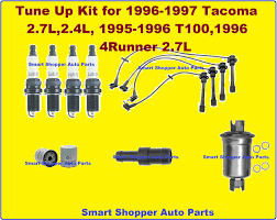 nissan altima fuel filter tune up kit 96 toyota 4 runner t100 tacoma oil fuel filter spark