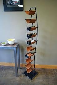 Best 25 Ladder Shelves Ideas by Ladder Wine Rack U2013 Abce Us