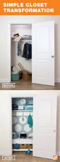 Closet Organization Ideas Pinterest by Best 25 Closet Transformation Ideas On Pinterest Entry Closet
