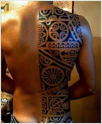 amazing maori tribal ideas for on back tribal maori