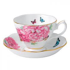 teacup and saucer bone china teacups saucers official us site