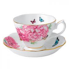 friendship teacup saucer miranda kerr for royal albert us