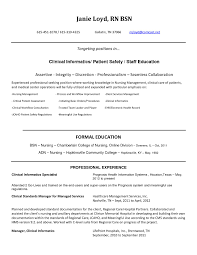 Graduate Nurse Resume Example Unusual Design New Grad Rn Resume 4 Entry Nurse Rn Resume Sample