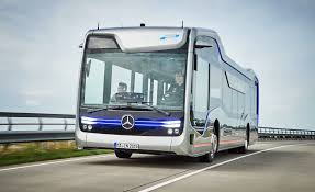 future mercedes truck mercedes benz tesla looking to electric self driving buses car