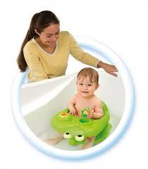 siege bebe cotoons cotoons siège de bain vert picwic