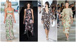 five spring summer 2017 fashion trends