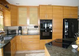 bamboo kitchen cabinets canada kitchen