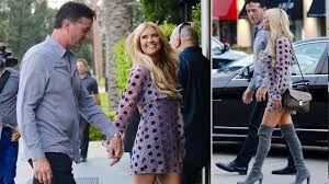christina el moussa beams as she steps out with new boyfriend doug
