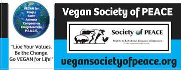 vegan society of peace annual gentle thanksliving vegan dinner