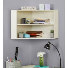 simple living hanging corner hutch free shipping today