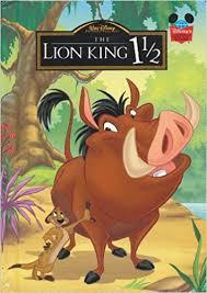 lion king 1 1 2 disney 9780717260560 amazon books