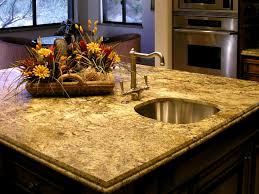 kitchen backsplash with granite countertops choosing the right kitchen countertops hgtv
