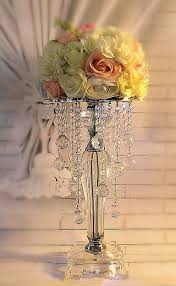 Crystal Wedding Centerpieces Wholesale by Best 25 Crystal Wedding Centerpieces Ideas On Pinterest Crystal