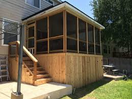 How To Build A Detached Patio Cover by River City Deck U0026 Patio San Antonio Deck Builders