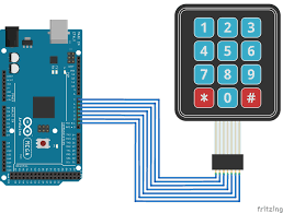 use a keypad with your arduino circuit diagram wiring diagram