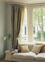 Bay Window Curtain Rod Ideal Bay Window Curtain Rods John Robinson House Decor Intended