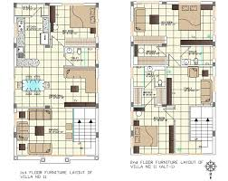 duplex house plans for 60x40 site modern hd