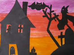 3rd grade halloween craft ideas fall and halloween walker park art