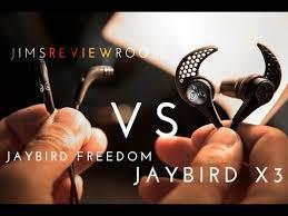 jaybird x2 black friday jaybird x3 vs jaybird freedom comparison youtube