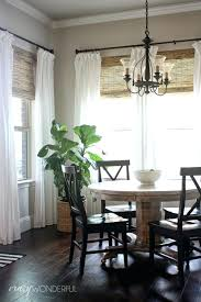 dining room curtains ideas white farmhouse curtains modern curtains for dining room best dining